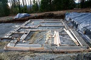 Fundament Für Einfamilienhaus : unterbau gartenhaus darauf ist beim fundament zu achten ~ Articles-book.com Haus und Dekorationen