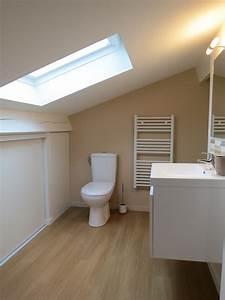 Petite Salle De Bain 3m2 : salle d eau 3m2 fashion designs ~ Dailycaller-alerts.com Idées de Décoration
