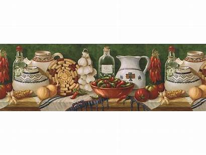 Border Kitchen Borders Prepasted Wall Paper Ft