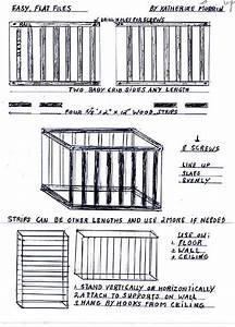 Baby Crib Art Storage