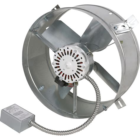 chimney exhaust fans cost ventamatic gable mount power attic ventilator fan 1 650