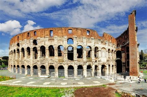 Colosseum History - Colosseum Rome Tickets
