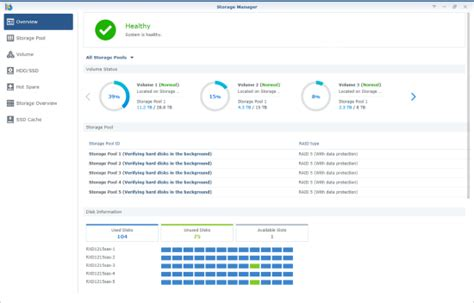 Synology Announces Official Release Of Dsm 6