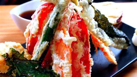 how to make tempura batter tempura recipe how to make vegetable tempura tempura vegetables my crafts and diy projects