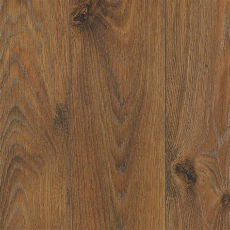 laminate wood flooring 1 home decorators collection barrel oak 8 mm thick x 6 1 8 in wide x 54 11 32 in length laminate