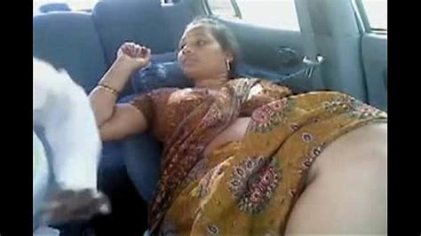 Tamil Married Aunty Other Men In Car Xvideos Com