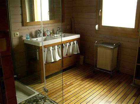 stunning salle de bain parquet pont de bateau photos awesome interior home satellite delight us