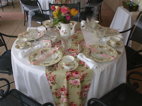 tea bridal shower decorations om3 events tea bridal shower
