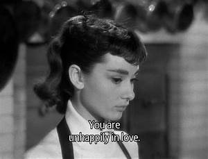 You are unhappily in love | Quotes and - image #1973465 by ...