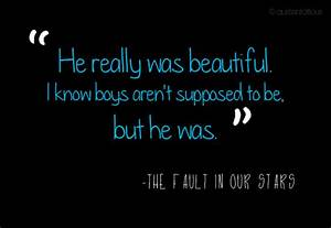The Fault In Our Stars Movie Tumblr Quotes | www.pixshark ...