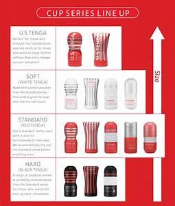 Tenga Size Charts