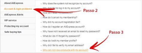 account disabilitato aliexpress informazioni  consigli