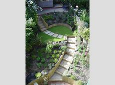 17 Best ideas about Sloping Garden on Pinterest Garden