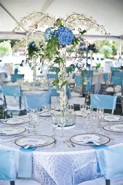 light blue wedding decorationswedwebtalks wedwebtalks