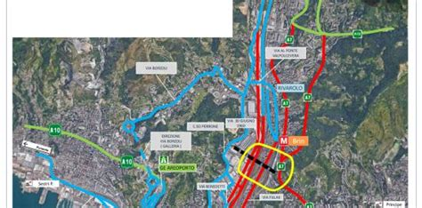 Orari Ufficio Amt Genova - demolizione pile 10 e 11 di ponte morandi le disposizioni