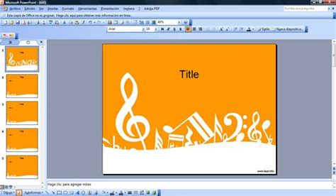 sound loops  powerpoint