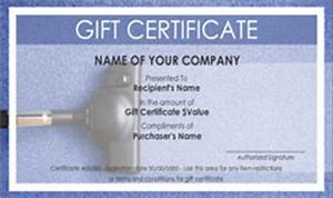 house cleaning service gift certificate templates easy With house cleaning gift certificate template
