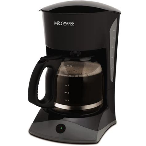 Mr. Coffee SK13 12 Cup Switch Coffeemaker, Black   www.cafibo.com