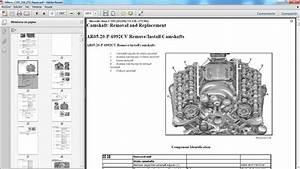 Mercedes Benz C350 W204 Manual De Taller - Workshop Re