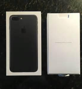 iPhone 7 Black Plus