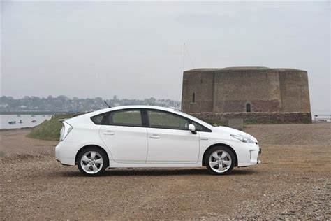 Toyota Prius+ Car Lease Deals & Contract Hire
