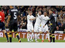 Real Madrid vs Sevilla resumen, goles y resultado MARCAcom
