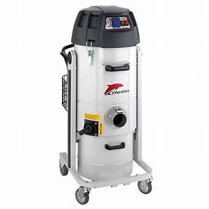 Delfin 352 DS Industrial Vacuum