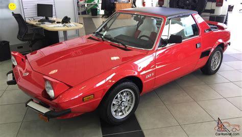 Fiat X19 by Fiat Other X19