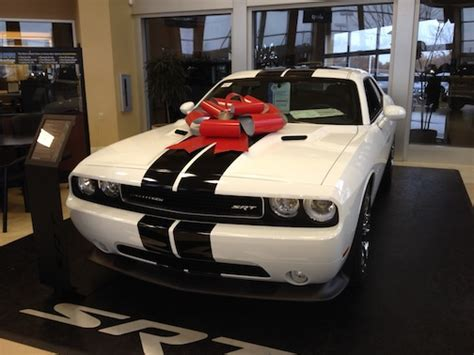 cars you want to find in your driveway on christmas