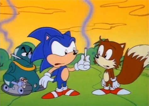 Sonic Cartoons