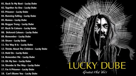 All songs and albums from lucky dube you can listen and download for free at mdundo.com. Top 40 Best Reggae Songs Of Lucky Dube - Lucky Dube Mix - YouTube