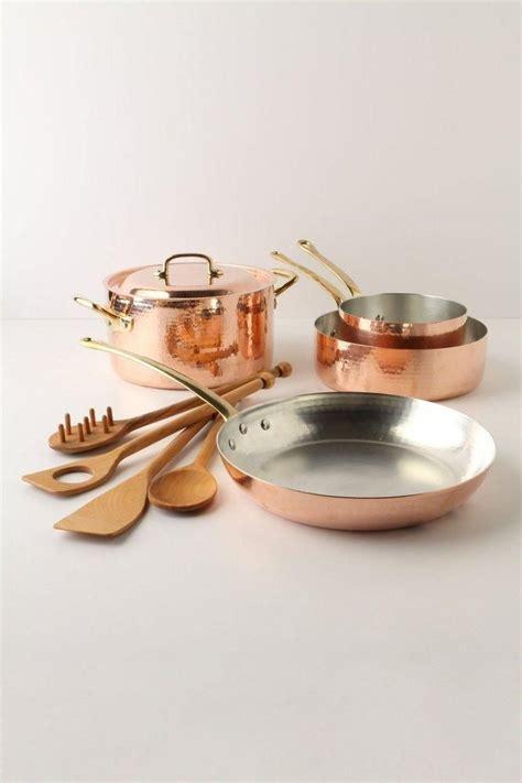 ruffoni copper cookware set ad spon cozinha acessorios de cozinha  utensilios de cozinha