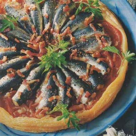 cuisiner des sardines fraiches feuilletage de sardines fraîches aux lardons de ventrêche