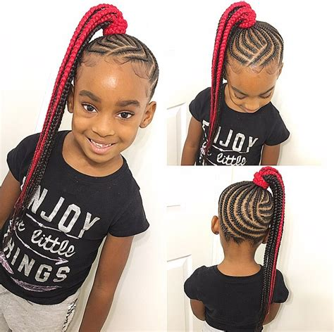 SUPER ADORABLE AND CUTEST LITTLE GIRLS PONYTAIL CROCHET