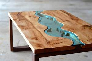 Unique coffee tables of unrivaled beauty and singular for Awesome cool coffe tables