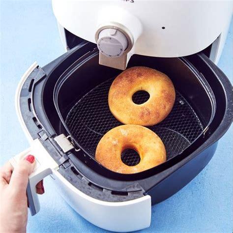 fryer air doughnuts recipe much glass