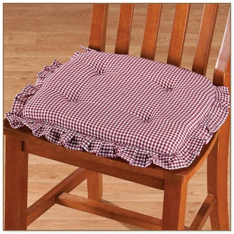 kitchen table chair cushions ring back dining chair
