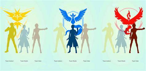pokémon go instinct valor or mystic which team should you join vg247