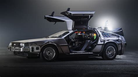 1985 DeLorean DMC-12 'Back to the Future' Wallpapers & HD ...