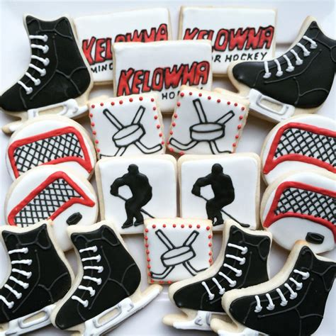 hockey cookies cookie connection