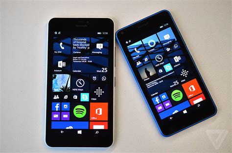 microsoft s lumia 640 and lumia 640 xl are budget phones with free office 365 the verge