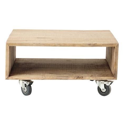 canapé en bois bout canapé bois