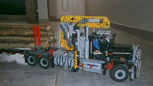 Lego Technic Camion : camion lego technic 9397 youtube ~ Nature-et-papiers.com Idées de Décoration