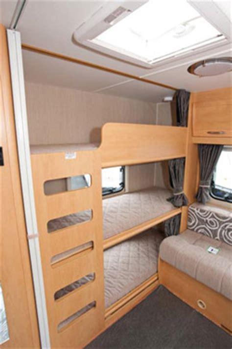 floor level bed frame family 6 berth caravans nine of the best