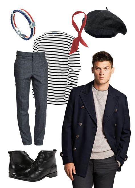 mens fashion french men     dress