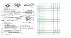 1990 Subaru Xt Letter Mark Trk 4wd H6   Silver   Silver 78
