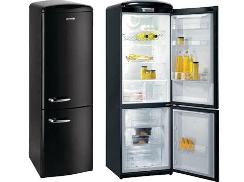 cuisine smeg davaus cuisine blanche frigo noir avec des idées