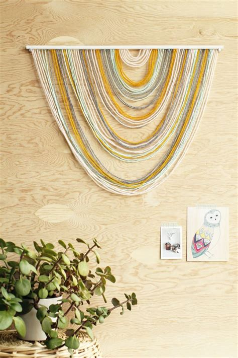 diy wall hangings   home