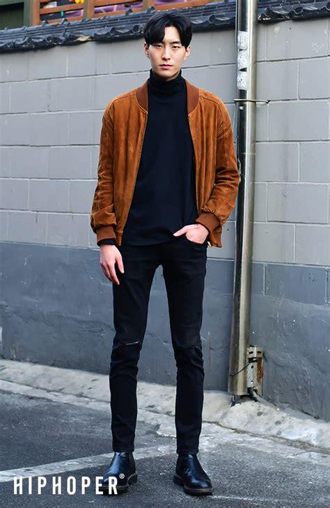 Korean Men Street Fashion - Official Korean Fashion