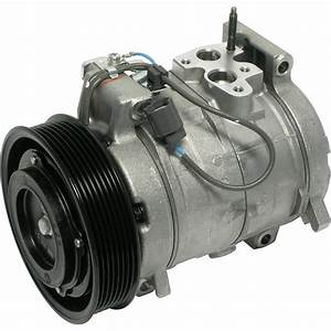 New Ac Compressor  U0026 Clutch Honda Element 2003 2004 2005
